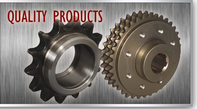 TechTrade Sprockets, Machining, Chains, Truck Parts